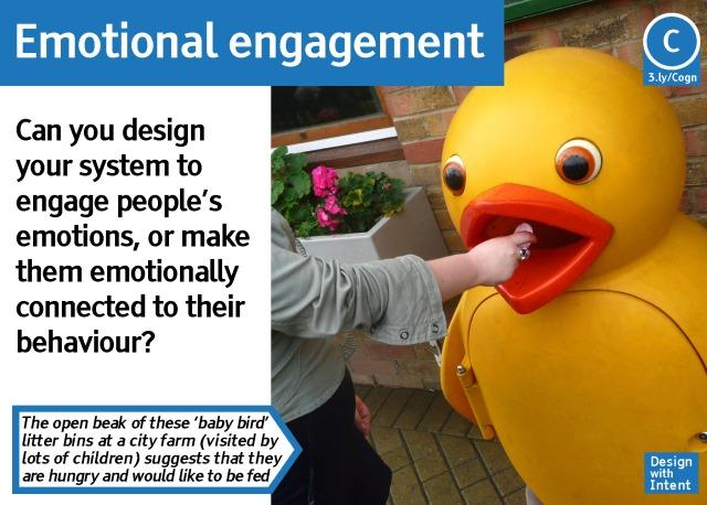 Emotional engagement image